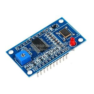 Ad9851 Dds Signal Generator Module 0 70mhz 2 Sine Wave And 2 Square Wave New