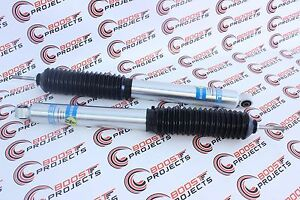 Bilstein B8 5100 Pair Rear Shock Absorber Monotube For Toyota Tundra 24 100144
