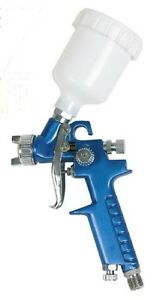 Gelcoat Resin G830 2 0 Hvlp Touch up Spray Gun