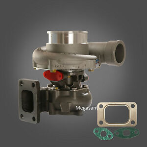 Gt30 Turbo Turbocharger A R 63 Com A R 70 T3 Flange 5 Bolts Oil Cooled 500hp