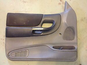 Front Lh Door Trim Panel Ford Ranger Left 05 Oem Aa0085