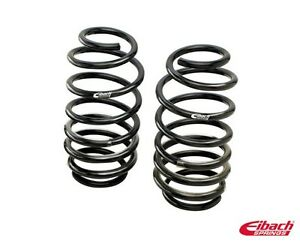 Eibach Pro Kit Springs Front Only For 70 81 Chevy Camaro F Body V8 Small Block