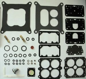 Holley 3310 Carburetor Kit New 750 Or 780 Cfm Does All 3310 Model Holley S
