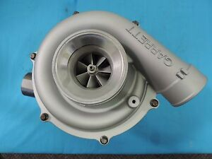 Garrett 2005 5 2007 6 0l 6 0 Genuine Ford Upgrade Turbo Turbocharger Gt3782va