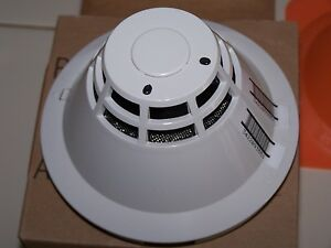 New Adt phs Intelligent Photoelectric Heat Smoke Detector Fire Alarm New In Box