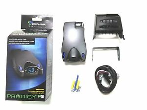 Prodigy P2 Electric Trailer Brake Controller 90885 W Ford Harness 3035p Pre 2010