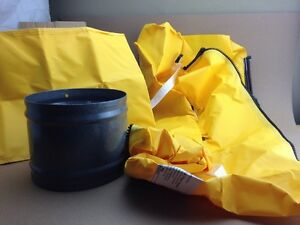 Pelsue 7000 Windbag Cable Drying Windbag Hood W 2100 Adapter And Carrying Case
