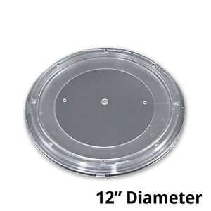 New Or Retail Wide Revolving Display Base angled 12 Diameter