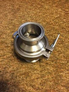 Dpl Stainless Steel Check Valve Nrv 18216 2 Inside Diameter