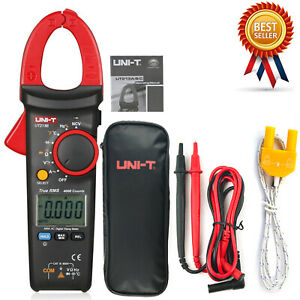 Uni t Ut213b 400a Ac Current Measurements True Rms Digital Clamp Meters