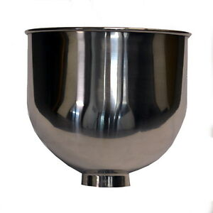 Hopper Bowl Belshaw 0290 Type B And Type F 100 304 Stainless Steel