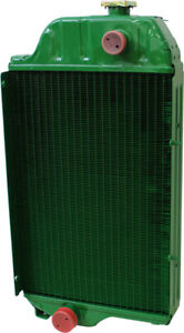 Ar65715 Radiator For John Deere 1520 2020 2030 2440 2630 2640 Tractors