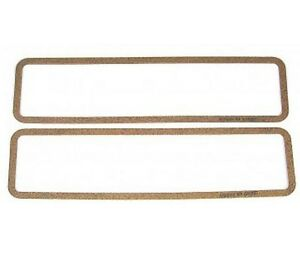 Valve Cover Gasket Set Chevy Small Block 1987 Up Center Bolt Cork