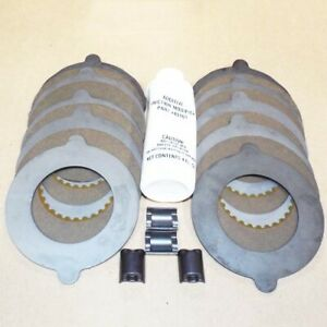 Posi Clutch Pack Kit Fits Factory Trac Lok Case Dana 60