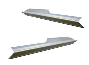 1999 03 Ford F 150 Ext Cab Outer Rocker Panels New Pair Fast Shipping
