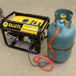 Propane Lpg Gas Conversion Kits For 2 5kw 5 6 5kw Honda Gasoline Generator