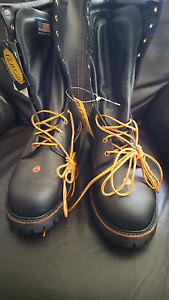 Thorogood Leather Wildland Fire Fighting Footwear Style 834 6391 free Shipping