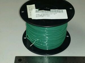 500 Ft Spool Mw c16 19 j5 16awg Green Cable Wire 19 29 1000v