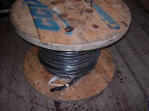 600 Mcm Aluminum Wire 171 Feet Xhhw Compact Alum New