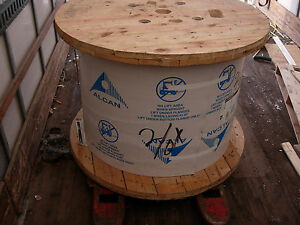 2 o Compact Aluminum Wire Xhhw 6000 Feet new Alcan Stabiloy Hs