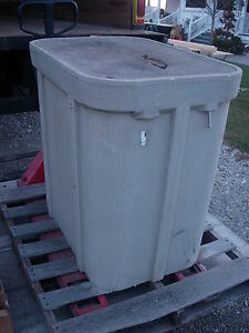 Quazite Outside Electrical Junction Box Tier 15 New