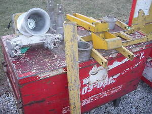Gb Enerpac Electric Tugger Model Cp 10 1