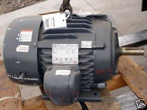 New Emerson Electrical Motor Electric Motor 5 Hp 2060