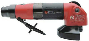 New Chicago Pneumatic Cp3450 12ac4 4 Industrial Angle Grinder