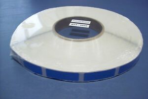 5000 Bluesvag Warranty Protection High Security Labels Stickers Seals 5 X 1 5