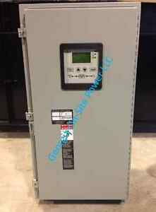 200 Amp Nema 3r Asco 300 Series 1 Phase 120 240 Vac Automatic Transfer Switch