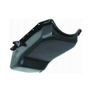 Rpc Engine Oil Pan R9092p Oe Style Stock Black For 1980 1985 Chevy 283 350 Sbc