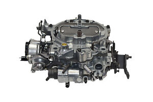 1906 Remanufactured Rochester Quadrajet Carburetor 4mv 80 89 Big Block 454