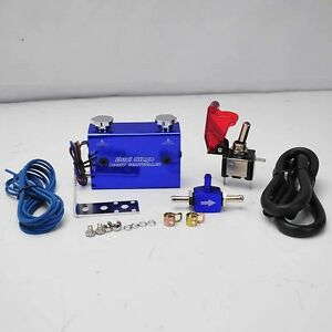 Dual Stage Setting W Rocket Switch Turbo Wastegate Boost Controller Blue