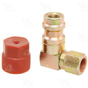 A C High Side Conversion Hose Fitting 4 Seasons 59986