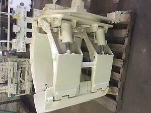Cascade Paper Roll Clamp Model 45f rc 03a