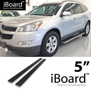 5 Eboard Running Boards Fit Chevy Traverse 07 16 Gmc Acadia 07 17