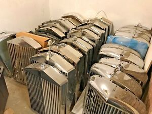 Radford Cloud Rolls Royce Grill Bentley The Worlds Largest Used Parts Inventory