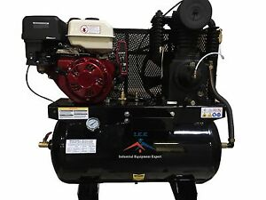 Truck Mount 18hp Engine Gas Drive Service Truck 30 Gallons