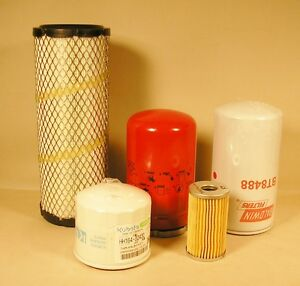 Kubota Filter Kit L4400hst L3240hst L3540hst L3940hst L4240 Hst Top Quality