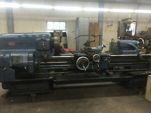 American Pacemaker Lathe 20 25 X 72