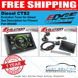 Edge Evolution Cts2 Diesel Tuner Ford Diesel Chevy Duramax Dodge Cummins 85400