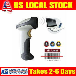Ct10 Wireless Bluetooth Barcode Scanner Reader For Smartphoneios android windows