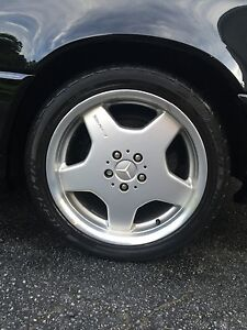Mercedes Amg Tires And Rims
