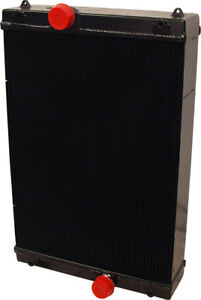 47515718 Radiator For Case Ih Magnum 380 Tractor