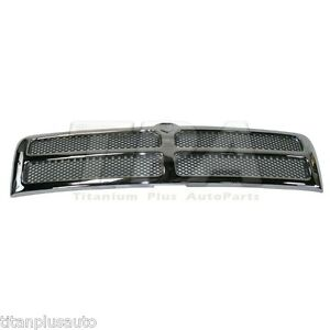 Front Grille Fit For Dodge Ram 3500 ram 2500 ram 1500 Ch1200178