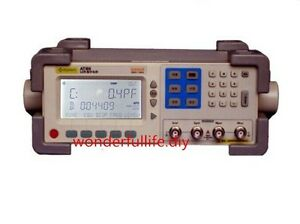 New At811 Digital Lcr Meter Test Frequency 100hz 120hz 1khz 10khz Accuracy 0 2