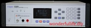Super Capacitor Leakage Current Meter Testing Voltage 0 001v 10vdc