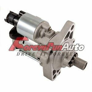 New Starter For 98 02 Honda Accord 2 3l 98 99 Acura Cl 17729