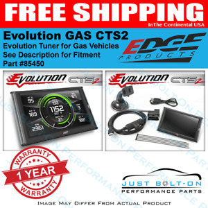 Edge 85450 Evolution Cts2 Gas Programmer Tuner Ford Gm Dodge Chevy Ram Gmc