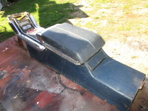 Fomoco Ford Thunderbird 1966 64 65 66 67 Console Hot Rod Rat
